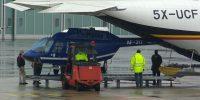 Loading of UPDF-AF Chopper from Germany