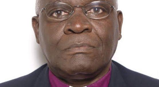 Bishop Zebedee Kahangwa Masereka